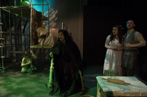 Into The Woods Websters Theatre