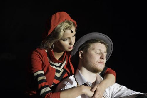 Bonnie and Clyde Websters Theatre